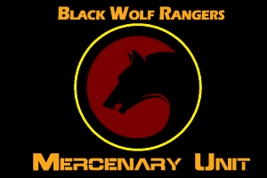 Black Wolf Rangers Mercenary Unit