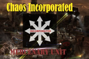 Chaos Incorporated Mercenary Unit