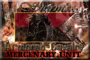 Storms Armored Cavalry Mercenary Unit